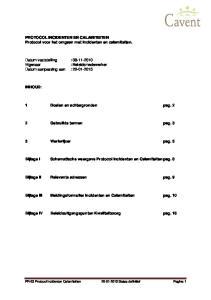 1 Doelen en achtergronden pag Gebruikte termen pag Werkwijzer pag. 5