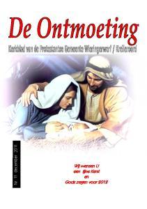 1 er 201 emb Wij wensen U een fijne Kerst 1 dec en. 1 Nr Gods zegen voor 2012