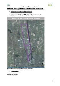 1. Informatie over het bedrijventerrein