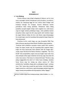 1 Malik Fajar, Pendidikan Sebagai Praksis Pembangunan Bangsa. Mimbar Pendidikan, I (xx)., h. 41-