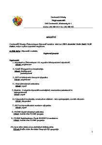 10.) Jurta tábor faház-terasz építésének költségvetése. Előadó Erdősi  Attila Beruházó Nonprofit Kft igazgatója 1 - PDF Free Download 50cbec9cc1
