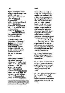 10. str. 9. str. Od Slawné Práwomocnosti předstawenj byli, negprwe Jem