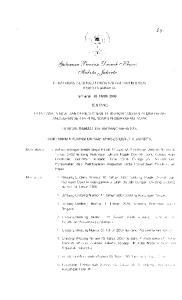 11 Peraturan Daerah Nomor 4 Tahun 2002 tentang Ketentuan Umum Pajak Daerah; 12 Peraturan Daerah Nomor 6 Tahun 2002 tentang Pajak Parkir;