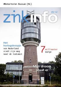 12. Het horlogeknopje van Nederland vindt zijn weg naar de toekomst. 7millimeter. marge. Mijn droom staat er