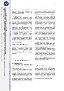1.2. Tujuan Penelitian 1.3. Tempat dan Waktu Penelitian II. TINJAUAN PUSTAKA 2.1. Cangkang Telur 2.2. Mineral Tulang