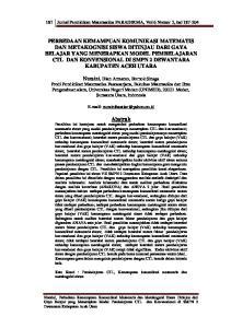 187 Jurnal Pendidikan Matematika PARADIKMA, Vol 6 Nomor 2, hal
