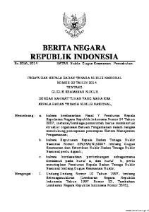 2 2. Undang-Undang Nomor 2 Tahun 2002 tentang Kepolisian Negara Republik Indonesia (Lembaran Negara Republik Indonesia Tahun 2002 Nomor 2, Tambahan Le