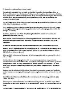 2. Jan Bank, Gijsbert van Es en Piet de Rooy, Kortweg Nederland. Wat iedereen wil weten over onze geschiedenis. 48 p