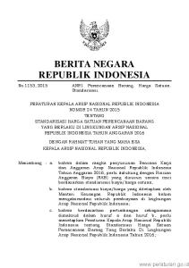 2 Mengingat : 1. Undang-Undang Nomor 43 Tahun 2009 tentang Kearsipan (Lembaran Negara Republik Indonesia Tahun 2009 Nomor 152, Tambahan Lembaran Negar