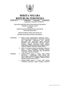 2 Tahun 1999 Nomor 167, Tambahan Lembaran Negara Nomor 3888) sebagaimana telah diubah dengan Undang-undang Nomor 19 Tahun 2004 (Lembaran Negara Republ