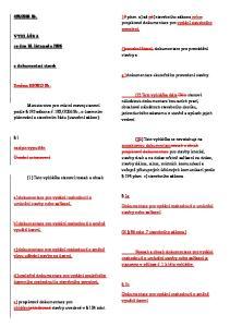 2006 Sb. 12 písm. a) až ed) stavebního zákona nebo, projektové dokumentace pro vydání stavebního povolení, VYHLÁŠKA. ze dne 10