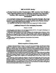 2007. évi XXXIV. törvény