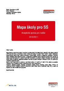 2011. Škola: Gymnázium a SOŠ Obec: Rokycany Typ školy: Gymnázium čtyřleté Kód školy: ABEHJ