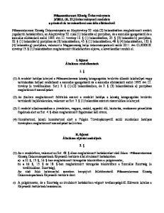 2015. (II. 27.) önkormányzati rendelete a pénzbeli és természetbeni szociális ellátásokról
