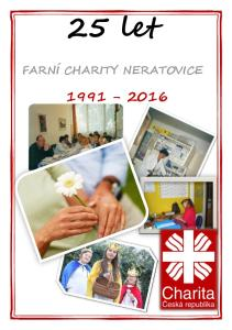 25 let FARNÍ CHARITY NERATOVICE