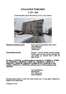 3 v domě č.p.14 v k.ú. a obci Jickovice