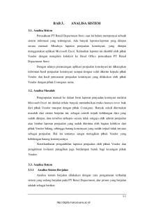 3.2. Analisa Masalah 3-1
