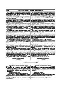 32486 BELGISCH STAATSBLAD MONITEUR BELGE