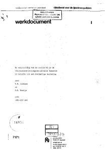 4 'y, rijksdienst voor de ijsselmeerpolders. R.W. Greiner. G.D. Butijn. minikterie van verkeer en waterstaat. De aansluiting van de sectie OZ op de