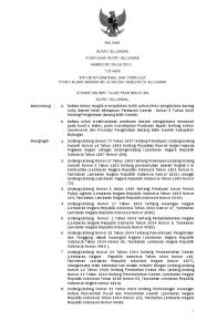 9. Undang-Undang Nomor 12 Tahun 2011 tentang Pembentukan Peraturan Perundang- Undangan (Lembaran Negara Republik Indonesia Tahun 2011 Nomor 82,