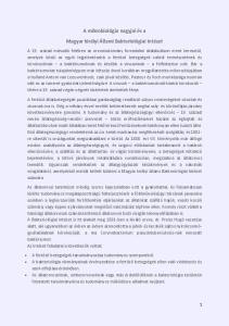 A mikrobiológia nagyjai és a Magyar királyi Állami Bakteriológiai Intézet