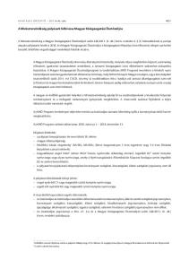 A Miniszterelnökség pályázati felhívása Magyar Közigazgatási Ösztöndíjra