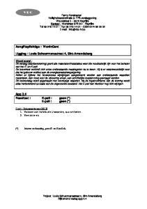Aangifteplichtige : WoninGent. Ligging : Louis Schuermansstraat 4, Sint-Amandsberg. App 2.4 Resultaat : K-peil : geen (*) E-peil : geen (*)