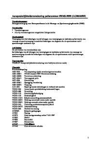 Aansprakelijkheidsverzekering polisnummer FBMS-9999 (LGB010595)