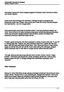 Ada dugaan, kepopuleran Kartini sebagai penggerak emansipasi wanita Indonesia di-setting oleh kolonial Belanda
