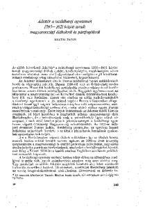 Adattár a heidelbergi egyetemen között tanult magyarországi diákokról és pártfogóikról