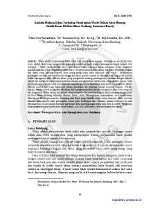 Analisis Hukum Islam Terhadap Pembagian Waris Dalam Adat Minang (Studi Kasus Di Desa Biaro Gadang, Sumatera Barat)