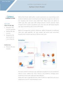 Aplikasi Client Reader