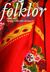 časopis folklorního sdružení čr