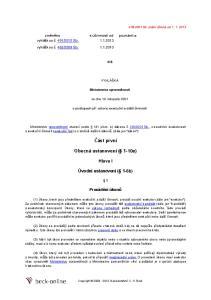 Část první. Obecná ustanovení ( 1-10e)