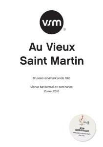 Au Vieux Saint Martin