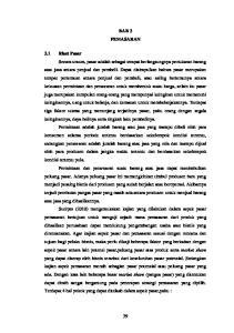 BAB 3 PEMASARAN 3.1 Riset Pasar