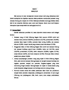 BAB 5 PENUTUP 5.1 Temuan Studi