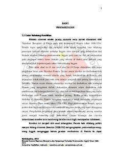BAB I PENDAHULUAN 1.1 Latar Belakang Penelitian Nurhidayatina, 2013