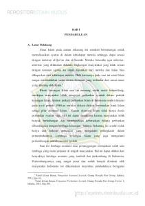 BAB I PENDAHULUAN. 2014, hlm.viii. 2 Nurul Ichsan Hasan, Pengantar Perbankan Syariah, Gaung Persada Pers Group, Cet ke-1, Jakarta, 2014, hlm.100
