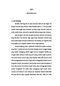 BAB I PENDAHULUAN. Keadilan sosial bagi seluruh rakyat Indonesia, itulah cita-cita Negara dan
