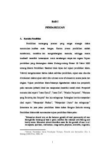 BAB I PENDAHULUAN. pendidikan yang dicanangkan dalam Undang-undang Nomor 20 Tahun 2003