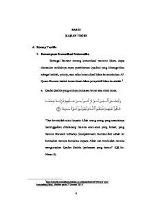 BAB II KAJIAN TEORI. 1. Kemampuan Komunikasi Matematika. sebagai kaidah, prinsip, atau etika komunikasi Islam bersumberkan Al-