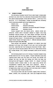 BAB II KONDISI UMUM DAERAH II.1. KONDISI GEOGRAFIS