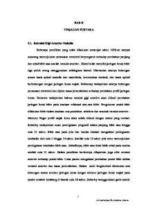 BAB II TINJAUAN PUSTAKA. tiga puluh orang menggunakan sefalogram lateral. Ditemukan adanya hubungan