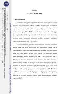 BAB III METODE PENELITIAN. diharapkan adanya pemahaman terhadap perubahan struktur agraria, faktor-faktor