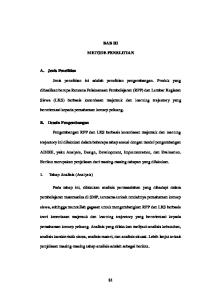 BAB III METODE PENELITIAN. dihasilkan berupa Rencana Pelaksanaan Pembelajaran (RPP) dan Lembar Kegiatan