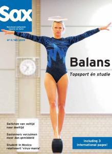 Balans Topsport én studie