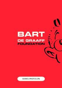 BaRt de GRaaFF BaRt de GRaaFF FOUNdatION dankwoord BIKKELs 2011 MaRENtE MaRtINE arie NaNda PascaLLE