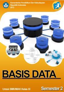 Basis Data HALAMAN SAMPUL