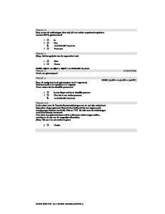 Bent u voor de verkiezingen door mij (of: een andere enquêteur\enquêtrice van het NIPO) geïnterviewd?